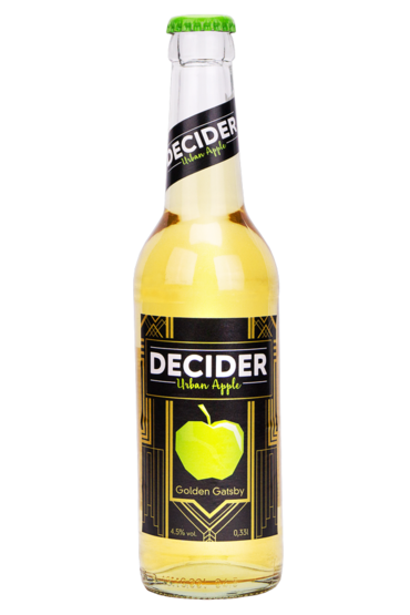 Decider Golden Gatsby - product image