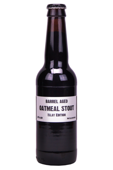 Oatmeal Stout Barrel Aged Islay Edition - product image