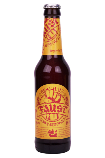 Faust Auswandererbier 1849 - product image