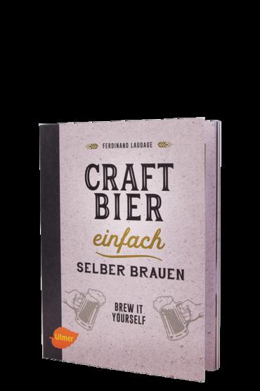 buch craft bier einfach selber brauen die bierothek. Black Bedroom Furniture Sets. Home Design Ideas