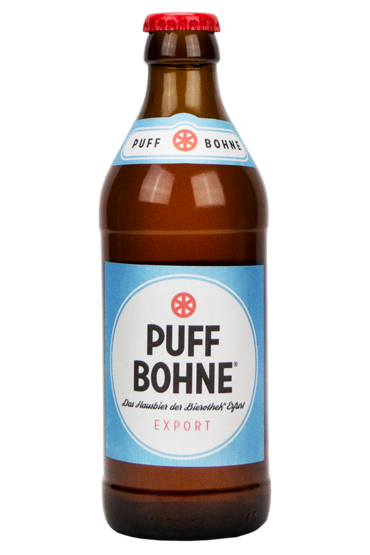 Puffbohne® Export - product image