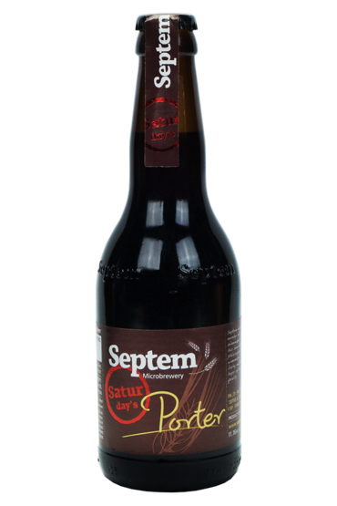 Septem Saturday's Porter - product image