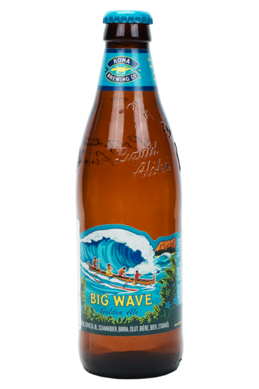 Kona Big Wave Golden Ale - product image