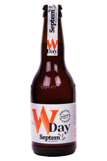 W Day Wheat IPA - product image