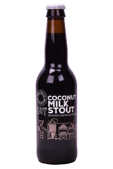 Coconut Milk Stout - product image