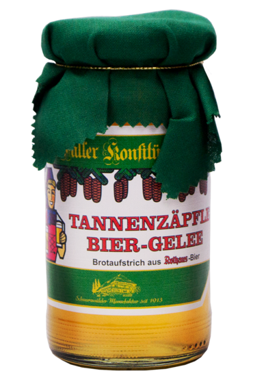 Tannenzäpfle Biergelee - product image
