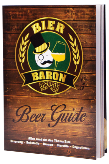 Bier Baron Beer Guide - product image