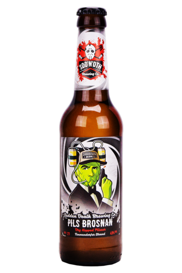 Sudden Death Brewing Pils Brosnan - product image