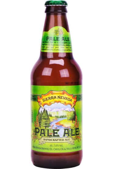 Sierra Nevada Pale Ale - product image