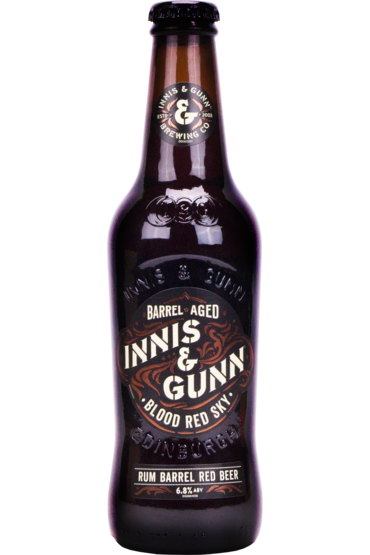 Innis & Gunn Blood Red Sky - product image