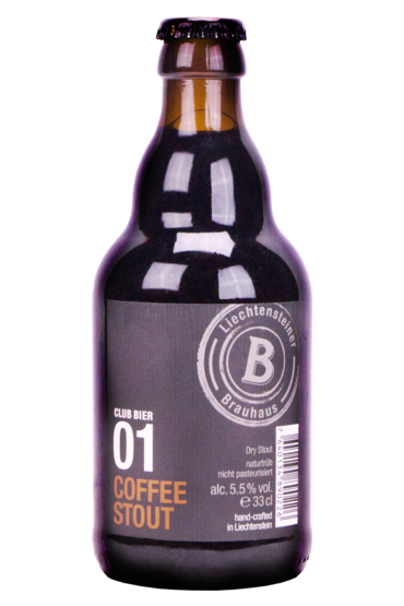 Club Bier 01 Coffee Stout - product image