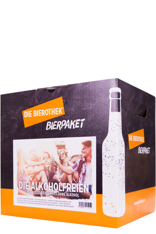 Die Alkoholfreien Bierpaket Die Bierothek