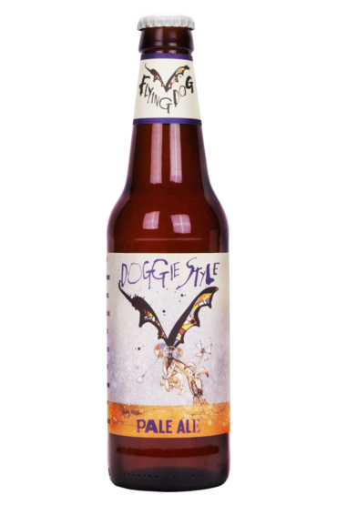 Flying Dog Doggie Style Pale Ale - product image