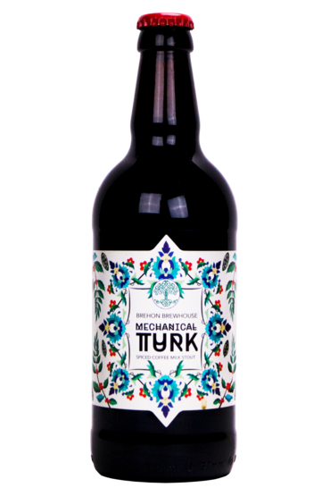 Mechanical Turk - product image