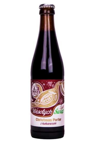 Wesotych Swiat Christmas Porter - product image
