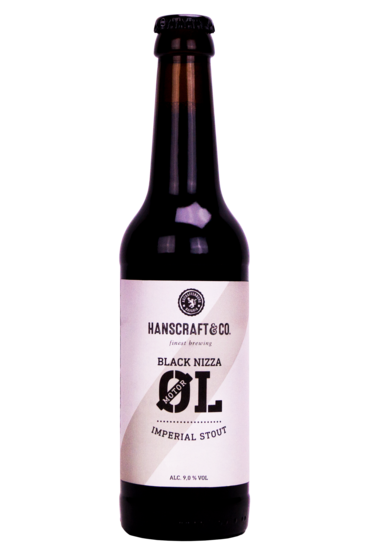 Black Nizza Imperial Stout - product image