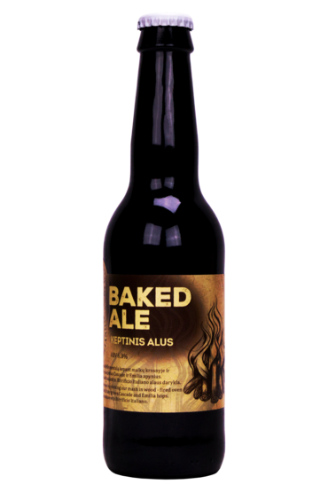 Baked Ale - product image