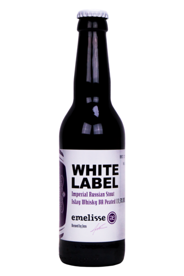 White Label Imperial Russian Stout Islay Whisky BA Peated - product image