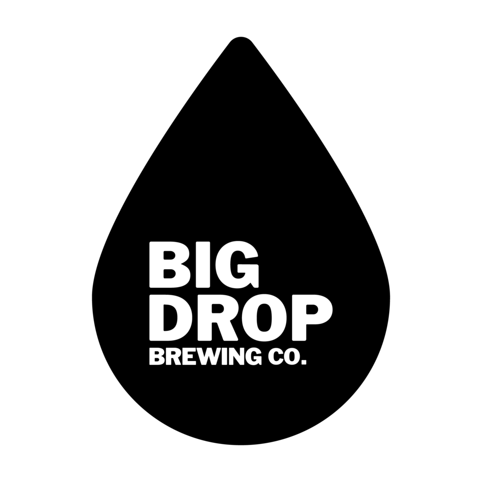 Logo: Big Drop Brewing Co.