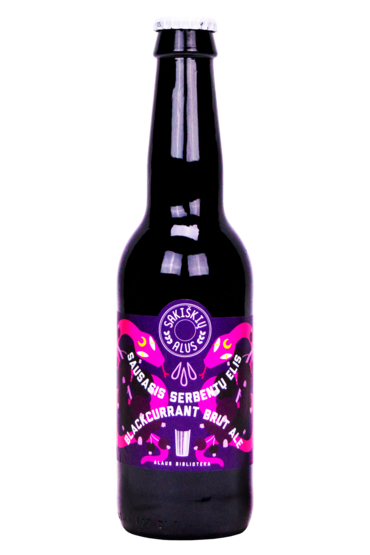 Blackcurrant Brut Ale - product image