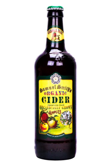 Organic Cider Apples - product image