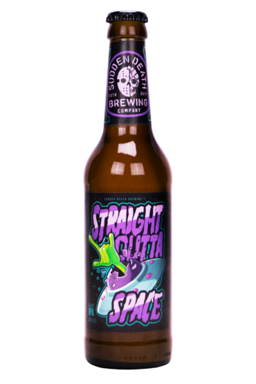 Straight Outta Space - product image