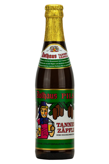 Rothaus Tannenzäpfle - product image