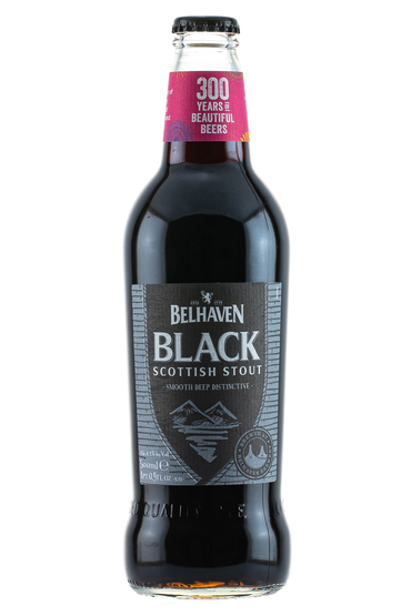 Black Scottish Stout - product image