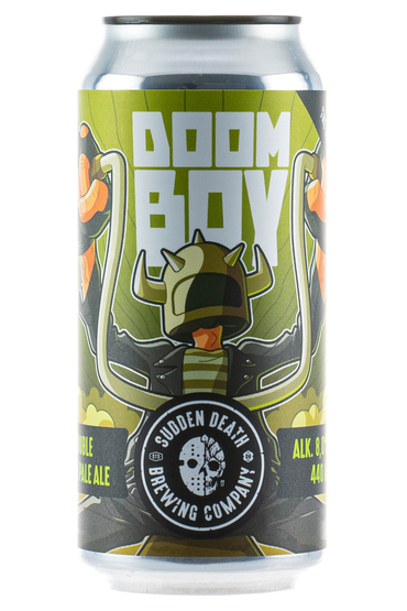 Doom boy - product image
