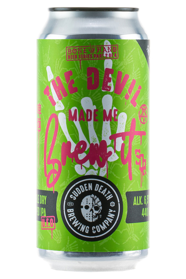 The Devil Made me Brew It - product image