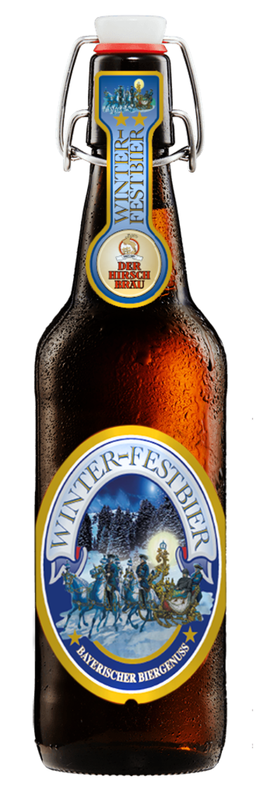 Winter festival beer - product image