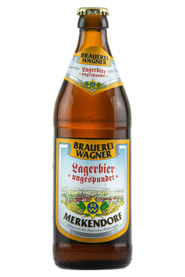 Lagerbier ungespundet - product image